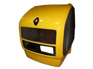 Grill Renault Ares IV-cylindrowy